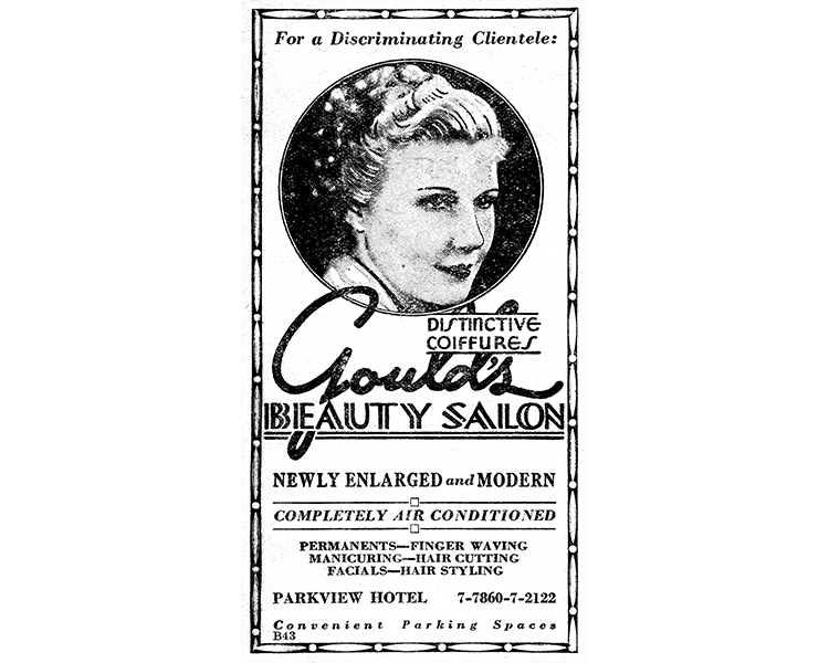 Slide 1 About Us Gould's Salon Spa 5